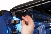 TruXedo® - Edge Roll-Up Tonneau Cover, Trigger Latch