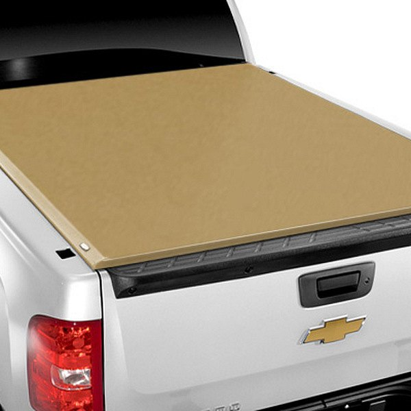 Image may not reflect your exact vehicle! TruXedo® - Lo Pro QT™ Roll Up Tonneau Cover