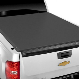 TruXedo® - Charcoal Gray Lo Pro QT™ Roll-Up Tonneau Cover