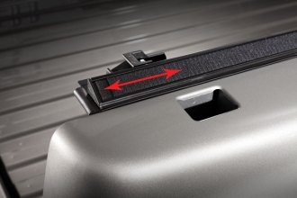 TruXedo� - Lo Pro QT Roll-Up Tonneau Cover, Free Floting System