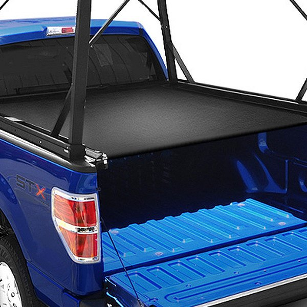 truxedo lo pro qt invisarack roll up tonneau cover