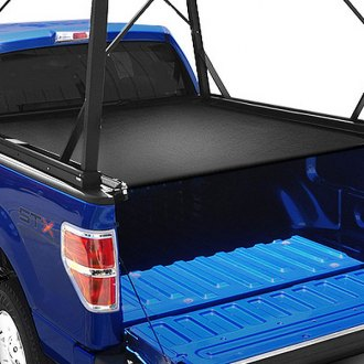TruXedo® - Lo Pro QT Invis-A-Rack™ Roll Up Tonneau Cover