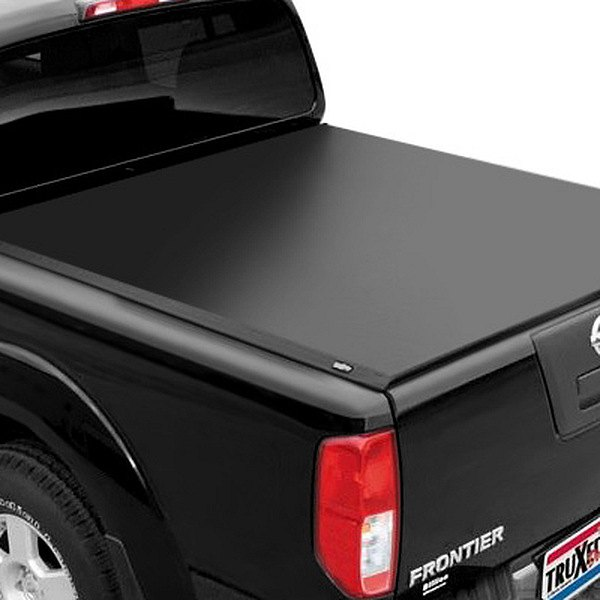 TruXedo® - Deuce Hinged Roll-Up Tonneau Cover, Closed