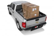 Image may not reflect your exact vehicle! TruXedo® - TonneauTraX Roll-Up Tonneau Cover with Boxes