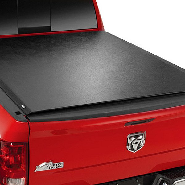 Image may not reflect your exact vehicle! TruXedo® - TruXport™ Roll Up Tonneau Cover