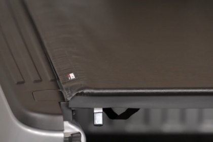 TruXedo® Deuce Hinged Roll-Up Tonneau Cover Features Video (Full HD)