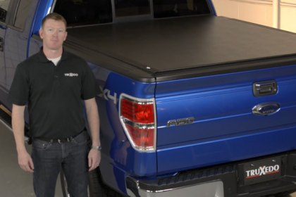TruXedo® Lo Pro QT™ Roll-Up Tonneau Cover Features (Full HD)