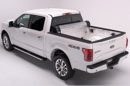 TruXedo® Titanium Hard Rolling Tonneau Cover Features (Full HD)