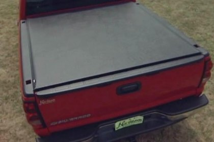 TruXedo® Lo Pro QT™ Roll-Up Tonneau Cover About