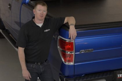 TruXedo® TruXport™ Roll-Up Tonneau Cover Features (Full HD)