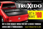 TruXedo Special Offers