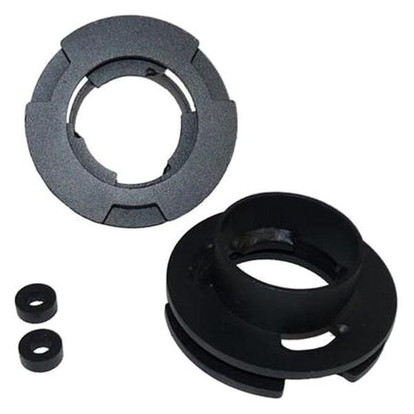 how to make coil spring spacers