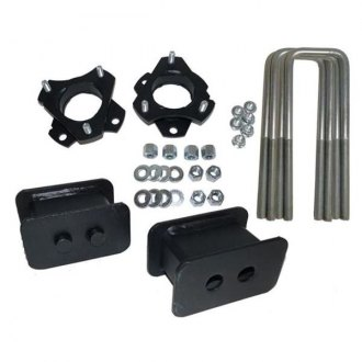 "Truxxx® - 2.75"" x 1"" Front and Rear Lift Kit"