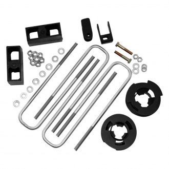 "Truxxx® - 2.5"" x 1"" Front and Rear Lift Kit"