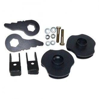 "Truxxx® - 3"" x 1.25"" Front and Rear Lift Kit"