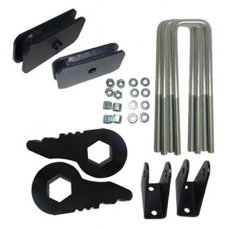 "Truxxx® - 2""-3"" x 1"" Front and Rear Lift Kit"