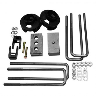 "Truxxx® - 2"" x 2"" Front and Rear Lift Kit"