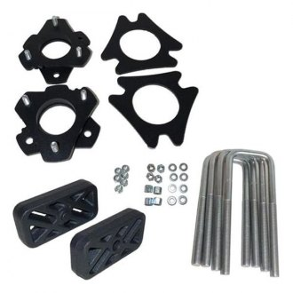 "Truxxx® - 2"" x 1"" Front and Rear Lift Kit"