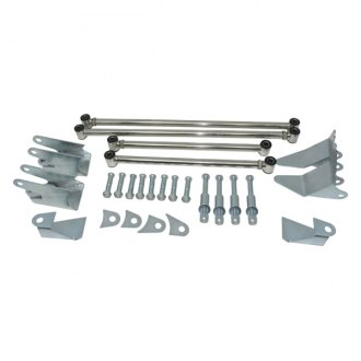TSP® - Triangulated 4-Link Natural Rear-End Suspension Kit