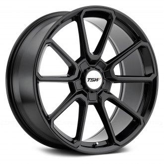 Acura TL Rims Custom Wheels At CARiDcom - Black acura rims