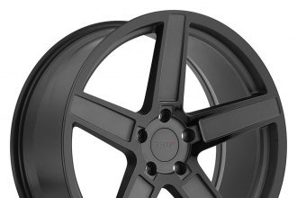 TSW® - ASCENT Matte Gunmetal with Gloss Black Face