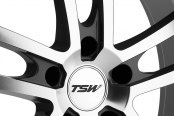 TSW® - CADWELL Gunmetal with Mirror Cut Face and Lip Close-Up