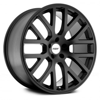 TSW® - DONINGTON Matte Black
