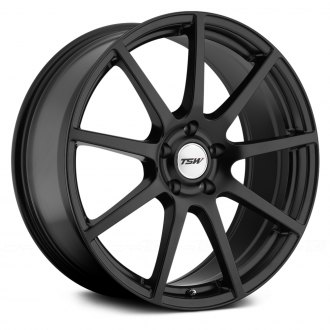 TSW® - INTERLAGOS Matte Black
