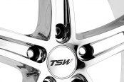 TSW® - JARAMA Chrome Close-Up