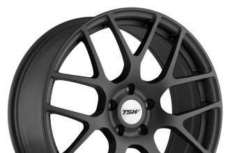 "TSW® - NURBURGRING MATTE GUNMETAL (18"" x 8"", +40 Offset, 5x108 Bolt Pattern, 100mm Hub)"
