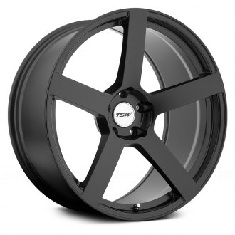TSW® - PANORAMA Matte Black