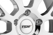 TSW® - VALENCIA Chrome Close-Up
