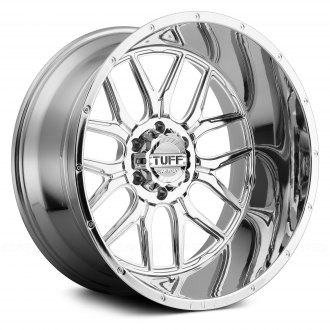 TUFF® - T23 Chrome with Dimples