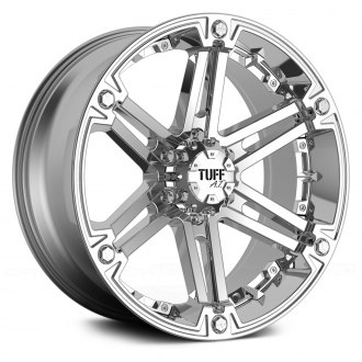TUFF® - T01 Chrome with Inserts