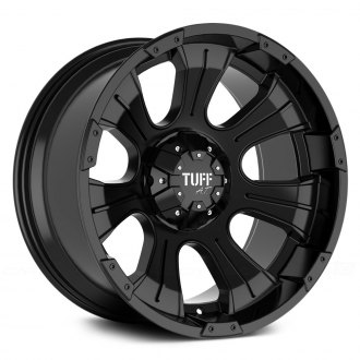 TUFF® - T06 Satin Black