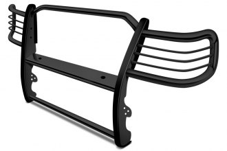Tuff-Bar® 3-5122 - Euro Style Black Powdercoated Grille Guard