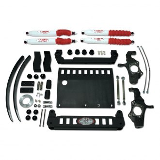 "Tuff Country® - 4"" x 2"" Front and Rear Suspension Lift Kit"
