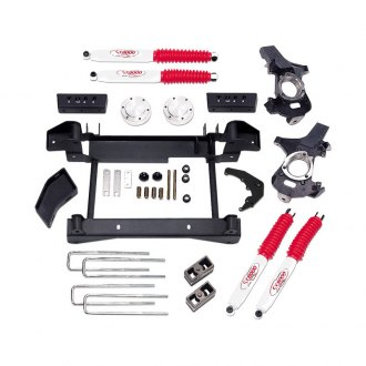 "Tuff Country® - 4"" x 4"" Front and Rear Suspension Lift Kit"