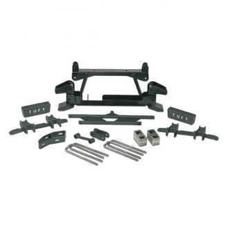 "Tuff Country® - 6"" x 6"" Front and Rear Suspension Lift Kit"