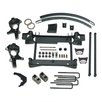 "Tuff Country® - 6"" x 5"" Front and Rear Suspension Lift Kit"