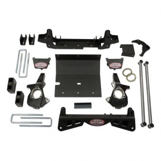 "Tuff Country® - 6"" x 4"" Front and Rear Suspension Lift Kit"