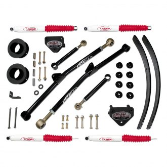 "Tuff Country® - 3"" x 2"" Front and Rear Long-Travel Suspension Lift Kit"