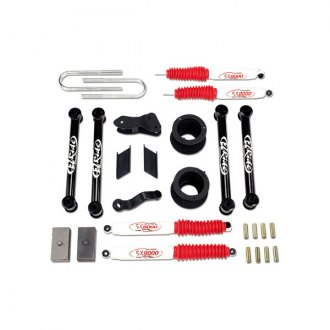 "Tuff Country® - 4.5"" x 2"" Front and Rear Suspension Lift Kit"