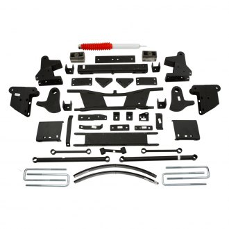 "Tuff Country® - 5.5"" x 5"" EZ-Ride Front and Rear Suspension Lift Kit"