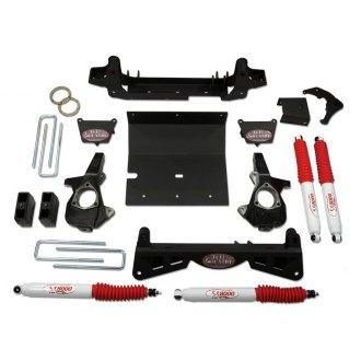 "Tuff Country® - 4"" Front and Rear Suspension Lift Kit"