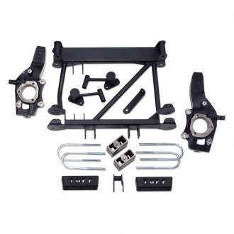 "Tuff Country® - 4"" x 3"" Front and Rear Lift Kit"