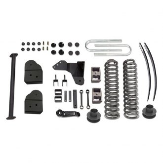 "Tuff Country® - 6"" x 4"" Front and Rear Lift Kit"