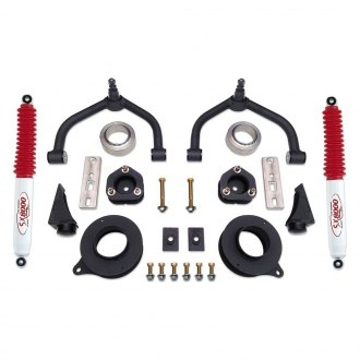 "Tuff Country® - 4"" x 2.25"" Front and Rear Suspension Lift Kit"