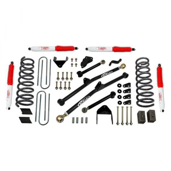 Tuff Country® - Long Arm Rear Suspension Lift Kit
