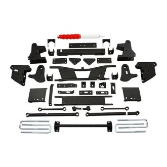 "Tuff Country® - 5.5"" x 5"" Front and Rear Lift Kit"